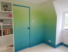 Designers Guild wallpaper kids bedroom Wiltshire