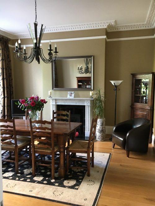 Cheltenham Town House Dining Room