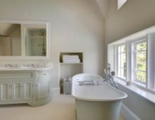 En-suite restoration project in Painswick Gloucestershire