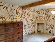 Lewis and Wood Wallpaper Adams Eden
