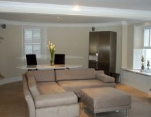 Basement apartment refurbishment Gloucestershire